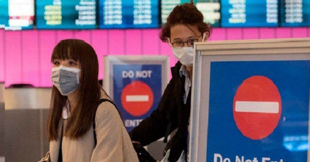 Report: 40K Land in U.S. from China Since Coronavirus Travel Ban