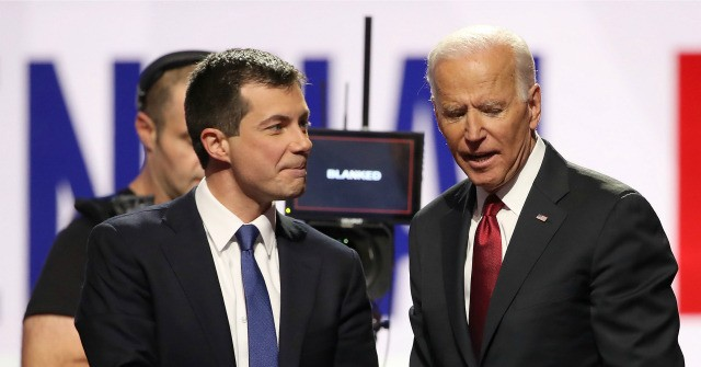 Joe Biden Calls Himself 'Transition' Candidate: My Job Is 'to Bring the Mayor Petes of the World into This Administration'