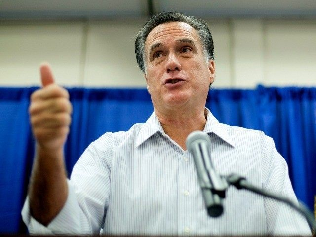 Mitt Romney Defends Vote-by-Mail: Works 'Very, Very Well' in Utah
