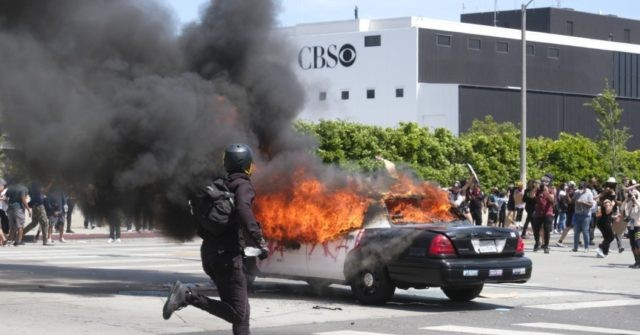 National Guard called in to quell violence in Los Angeles