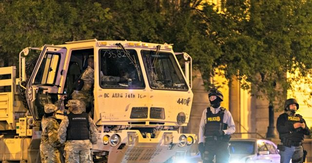 D.C. Mass Riots End as Trump, Military Restore Order in Nation's Capital
