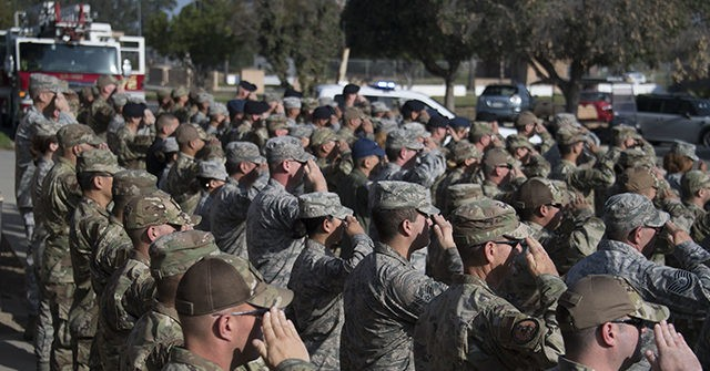 SILENT MAJORITY: Poll Shows American Voters Support Use of Military, National Guard in Riots