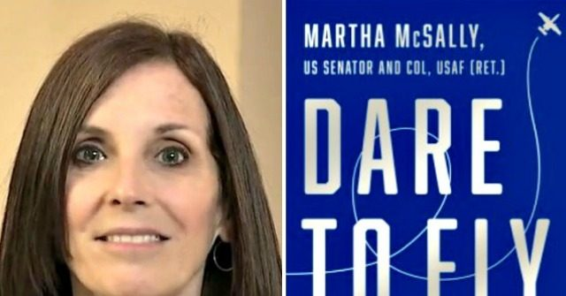 Exclusive — 'Political Bias': Martha McSally Book Blocked from New York Times Bestseller List