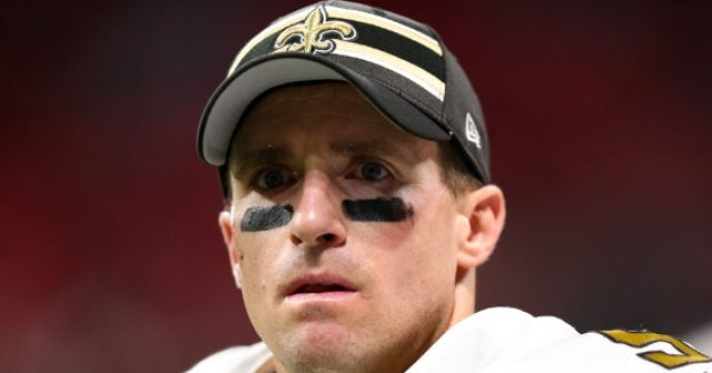 Drew Brees Responds to Trump: 'This Is Not About the Flag'