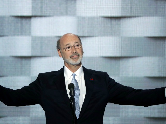 PA Gov. Tom Wolf: I Know It's 'Inconsistent' to Violate Guidelines to Protest